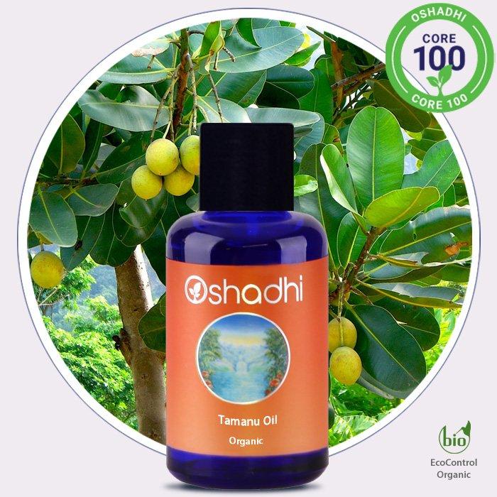 Tamanu Oil Organic Oshadhi Essential Oils